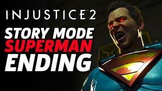 Injustice 2 Story Mode - Superman Ending