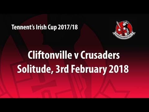 Cliftonville 4-1 Crusaders 3/2/18