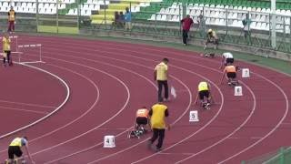 2016 World Deaf Athletics Championships -- Men