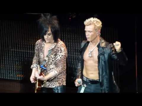 """White Wedding"" Billy Idol@House of Blues Atlantic City 6/8/13"