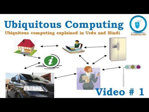 Ubiquitous Computing in Urdu and Hindi