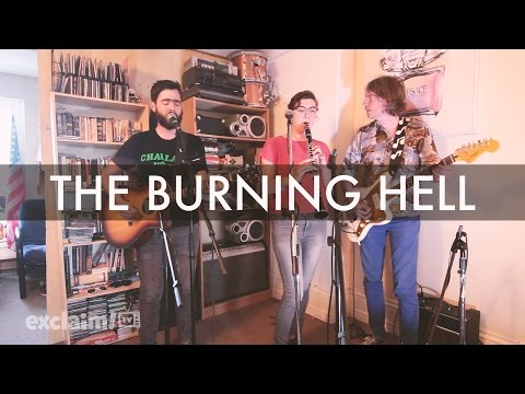 "The Burning Hell - ""Professional Rappers"" on Exclaim! TV x Pinball Sessions"