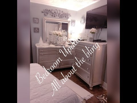 Master Bedroom Update 2018 All About The Bling 💎💎💎
