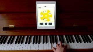 MusiClock App Scale Practice