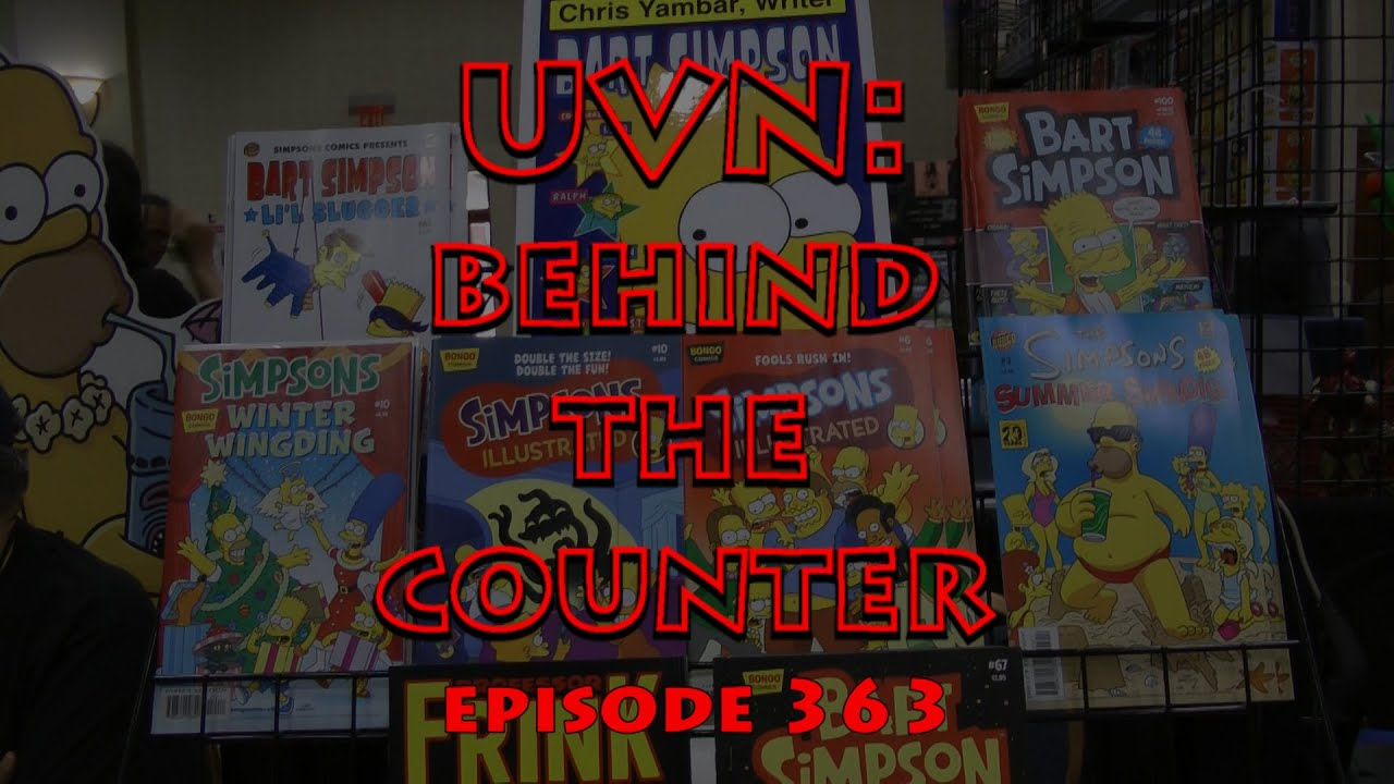 UVN: Behind the Counter 363