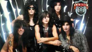 Watch LA Guns Slap In The Face video
