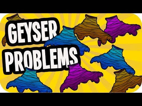 Oxygen Not Included: MY GEYSER PROBLEMS!! ▶RANCHER UPGRADE◀ EP2 Oxygen Not Included RANCHER UPDATE