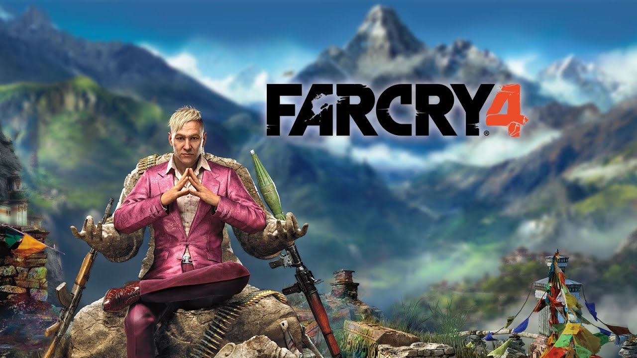 far cry 4 on ultraish with radeon hd 6970 - youtube