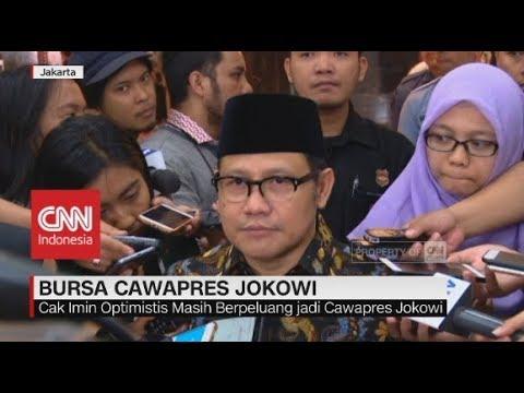 Cover Lagu Bursa Cawapres Prabowo Vs Jokowi HITSLAGU