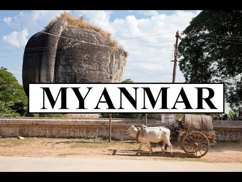 Myanmar/Mandalay to Mingun Part 13