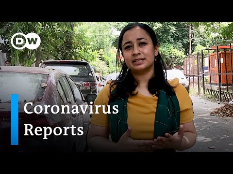 Coronavirus: What's happening across the world - correspondents report | DW News