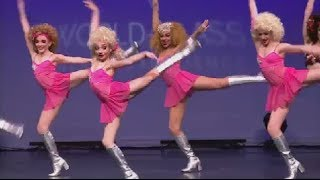 "Dance Moms - ""Lift You Up"" Group Dance"