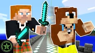 Let's Play Minecraft Ep. 209 -  The Most Dangerous Game X