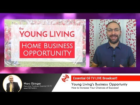 Young Living Business Opportunity 2018