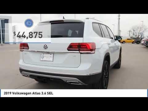 2019 Volkswagen Atlas 3.6 SEL [LISTING TYPE] KC536105