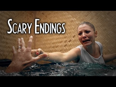 THE WATER RISES Horror Short Starring Kaitlin Doubleday  Scary Endings 2.3