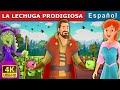 LA LECHUGA PRODIGIOSA | Cuentos para dormir | Cuentos Infantiles | Cuentos De Hadas Españoles