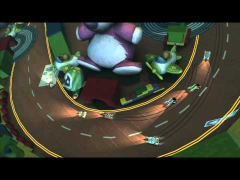 Super Toy Cars Official Trailer