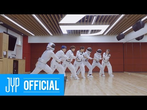 "GOT7 ""ECLIPSE"" Dance Practice (Directed by Jackson)"