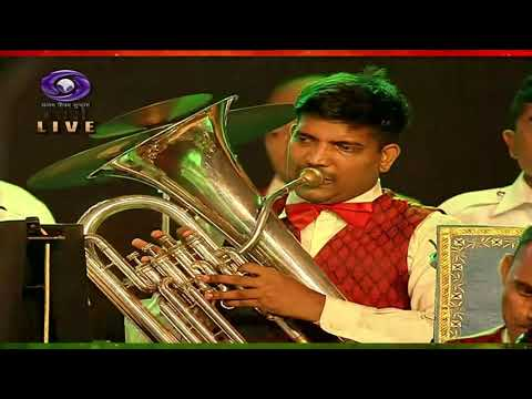 Indian Armed Forces Musical Band Concert : Tri-Services