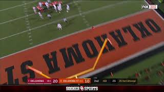 Bedlam 2019: Highlights of OU vs OSU