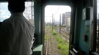 相鉄厚木線乗車体験会2016 3号前面展望〈往路〉