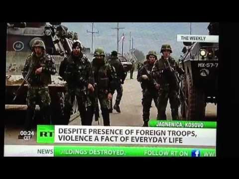 "Callous  NATO Turned Northern Kosovo Into ""Gaza Of  Europe"""