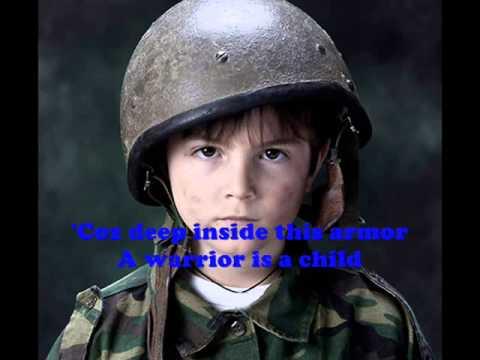 The Warrior Is A Child w/ Lyrics