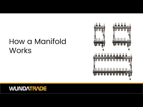 How a manifold works