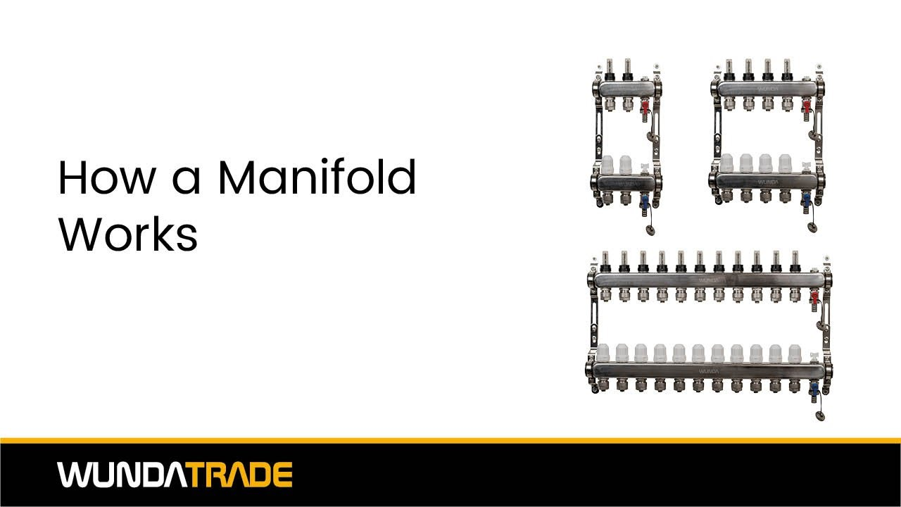 How a manifold works - YouTube