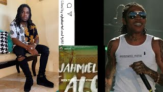 VYBZ KARTEL PAYS RESPECT TO JAHMIEL JUST NOW