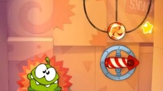 CUT THE ROPE - EXPERIMENTS | LEVEL 4 - ROCKET SCIENCE