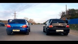 Subaru Vlog: Lancer Evolution 9