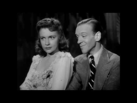 Fred Astaire & Joan Leslie  1943