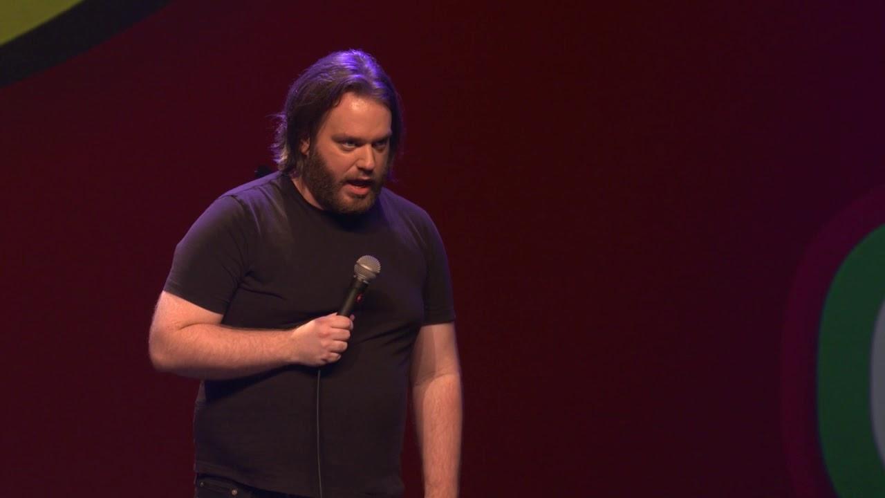 Jens Dendoncker - Eerste Fuif (Finale Humo's Comedy Cup 2016)