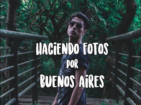HACIENDO FOTOS POR BUENOS AIRES