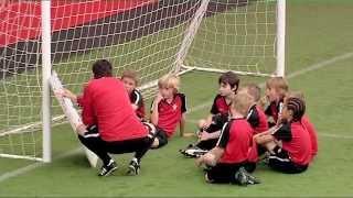 Soccer Coaching Aanvallende Boor: Aanvallende 1v1/2v1