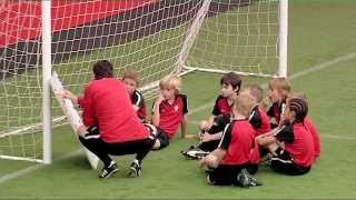 soccer coaching attacking drill attacking 1v1 2v1