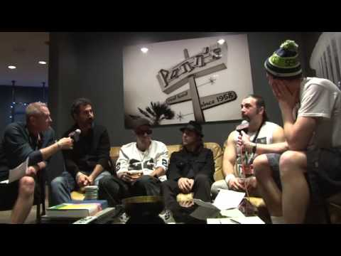 System Of A Down interview @ KROQ Almost Acoustic Christmas 2014 with Kevin & Bean