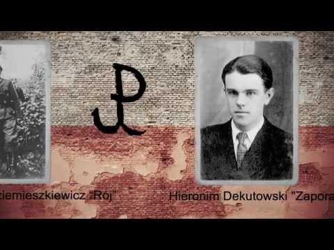 Rzeczypospolitej poprzysięgali - piosenka o Żołnierzach Wyklętych