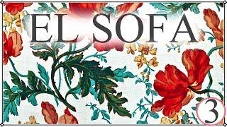 Colores y tapicería para el sofá #3