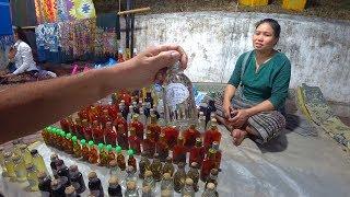 #2 Лаос. Зачем сюда едут туристы? Змеиный самогон. Кормление монахов. Водопад с медведями