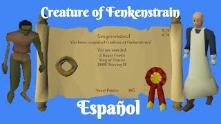 [OSRS] Creature of Fenkenstrain (Español)