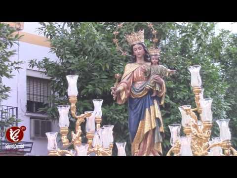 Procesión de María Auxiliadora de Nervión - Sevilla 2017