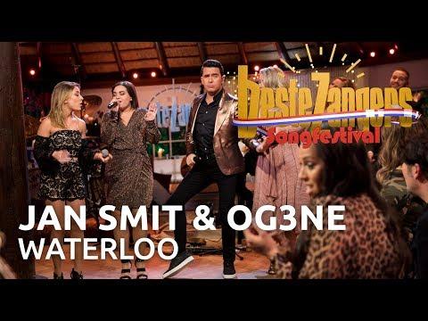 Jan Smit & OG3NE - Waterloo | Beste Zangers Songfestival