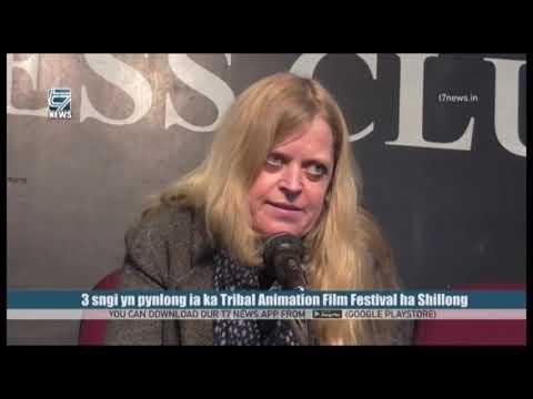 3 sngi yn pynlong ia ka Tribal Animation Film Festival ha Shillong