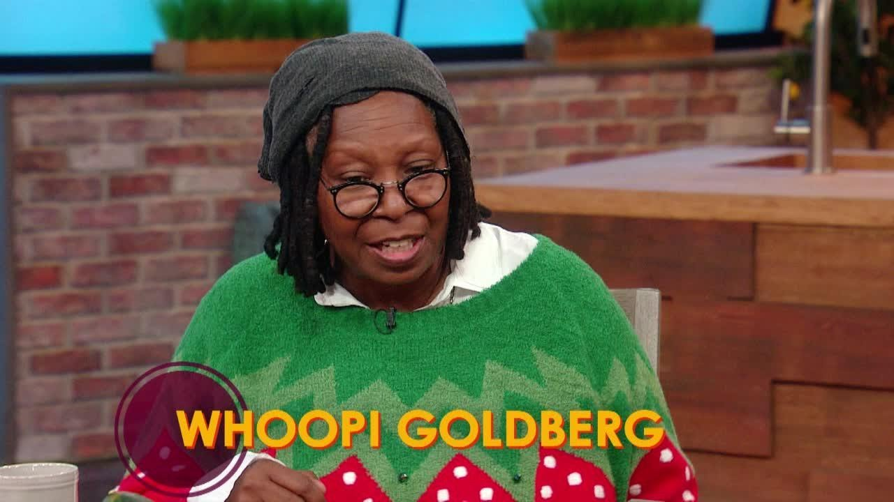 Whoopi Goldberg On Her Amazing Holiday Sweaters Youtube