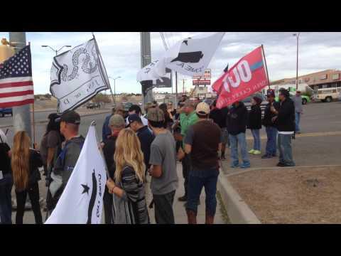 Open Carry walk in El Paso Dec 6th