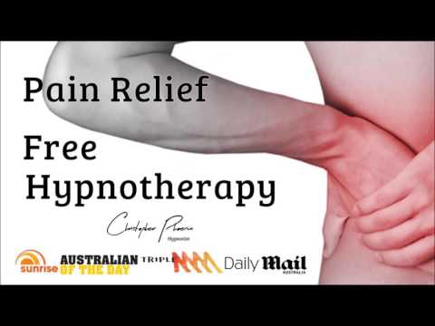 Free 15 min Pain Relief Hypnotherapy Session