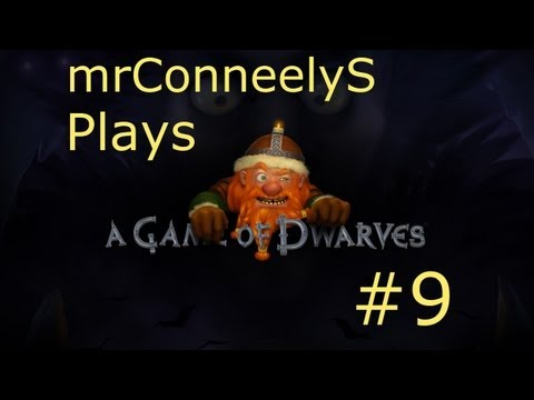 A Game Of Dwarves - E009 - Level Up |
